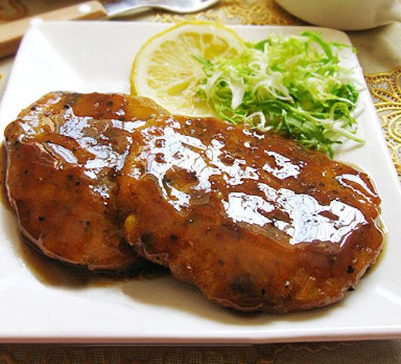 Black Pepper Steak Recipe — Dishmaps